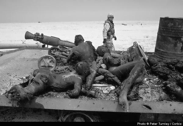 Photo From First Gulf War