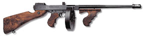 Thompson Semiauto Rifle