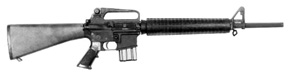 Bushmaster Semiauto Rifle