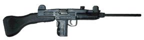 Uzi Semiauto Carbine