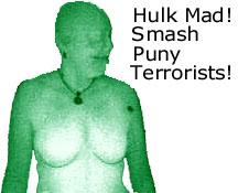 Hulk Mad!